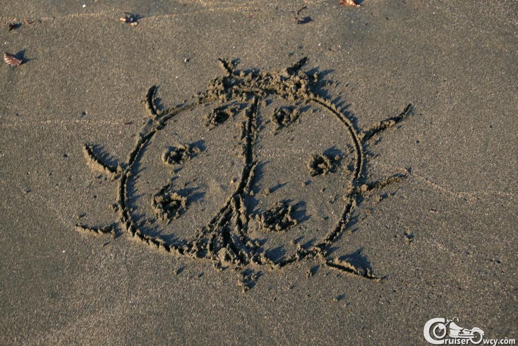 Czarne piaski w Ureki